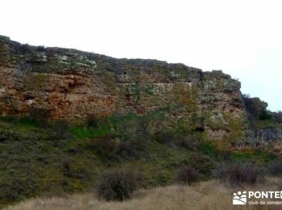 Enebral, Ermita Hornuez–Villa Maderuelo; municipios de segovia; rutas montaña madrid